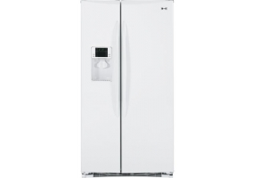 GE - PSHF6VGXWW - Side-by-Side Refrigerators