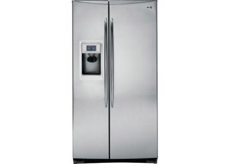 GE - PSHS6YGXSS - Side-by-Side Refrigerators
