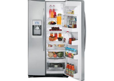GE - PSHW6YGXSS - Side-by-Side Refrigerators