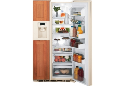 GE - PSIC3RGXCV - Side-by-Side Refrigerators