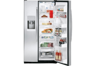 GE - PSS27NSTSS - Side-by-Side Refrigerators