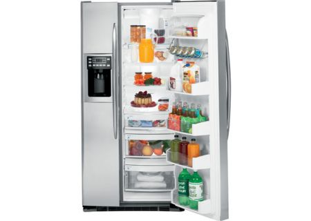 GE - PSSS3RGXSS - Side-by-Side Refrigerators