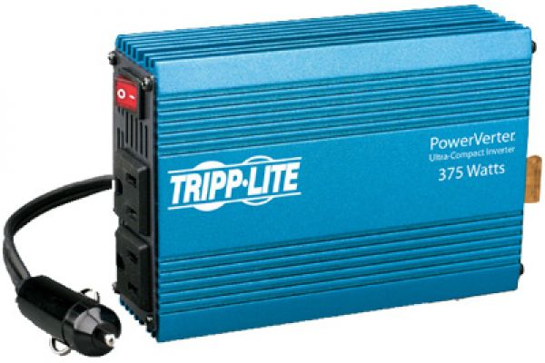 Large image of Tripp-Lite PowerVerter 375-Watt Ultra-Compact Inverter - PV375