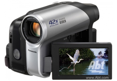 Panasonic - PV-GS90 - Camcorders (Digital/Mini DV)