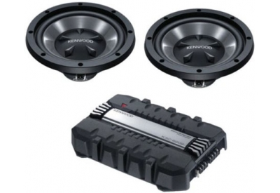 Kenwood - PW-612 - Car Audio Amplifiers