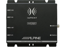Alpine - PXA-H100 - Car Audio Processors