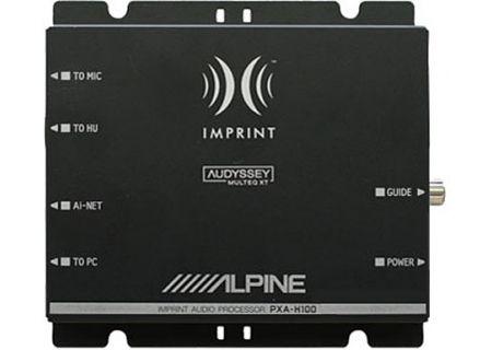 Alpine - PXA-H100 - Car Audio Processors