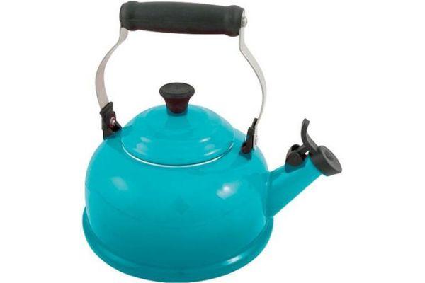Le Creuset 1.25 Qt. Demi Caribbean Tea Kettle - Q940117