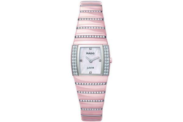 Rado Sintra Super Jubile White Dial Womens Watch - R13652901