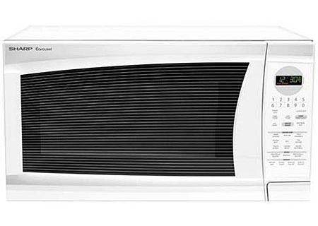 Sharp - R520LW - Countertop Microwaves