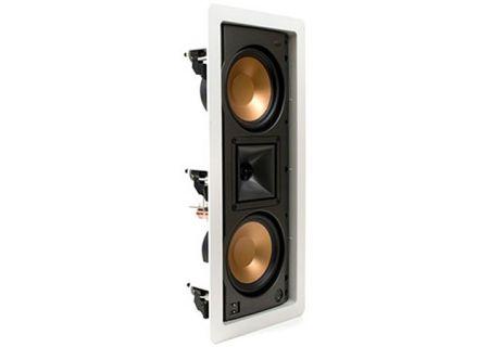 Klipsch - R-5502-W - In-Wall Speakers