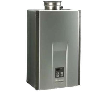Rinnai Ls Series Silver Tankless Water Heater R75lsi Abt