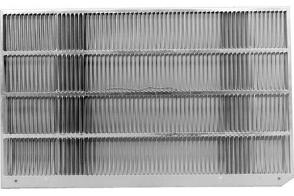 Large image of GE Room Air Conditioner Rear Grille - RAG13A