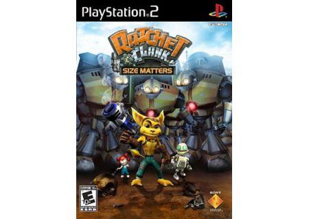 Sony - RATCHETPS2 - PS2 Games