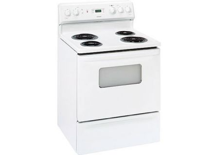 GE - RB526DPWW - Electric Ranges
