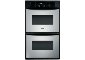 Whirlpool - RBD245PRS - Built-In Double Electric Ovens