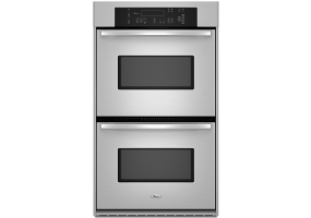 Whirlpool - RBD277PVS - Built-In Double Electric Ovens