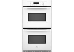 Whirlpool - RBD277PVQ - Built-In Double Electric Ovens
