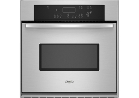 Whirlpool - RBS277PVS - Built-In Single Electric Ovens