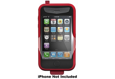 iSkin - REVO3G-RD - iPhone Accessories
