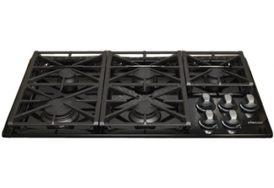 Dacor - RGC365B - Gas Cooktops