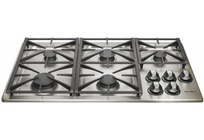 Dacor - RGC365S - Gas Cooktops