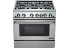 DCS - RGT-366-L  - Free Standing Gas Ranges & Stoves