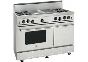 BlueStar - RNB484GCBSS - Free Standing Gas Ranges & Stoves