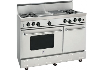 BlueStar - RNB484GCBSS - Gas Ranges
