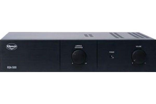 Klipsch In-Wall Black Subwoofer Amplifier - RSA-500