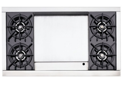 Wolf - RT484DG - Gas Cooktops