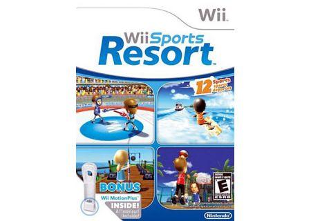 Nintendo - RVLRRZTE - Nintendo Wii Games