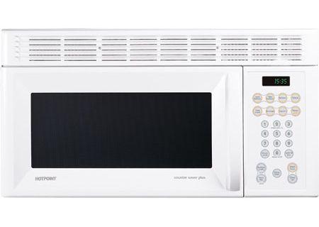 GE - RVM1535DMWW - Microwaves