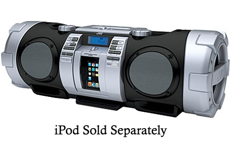 JVC - RV-NB50 - Boomboxes & Portable CD Players