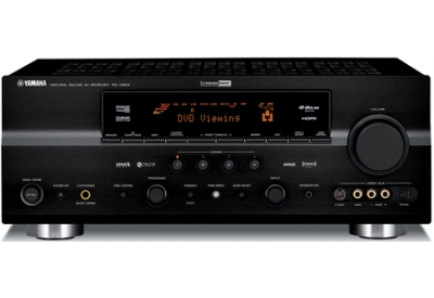 Yamaha - RXV663BL - Audio Receivers