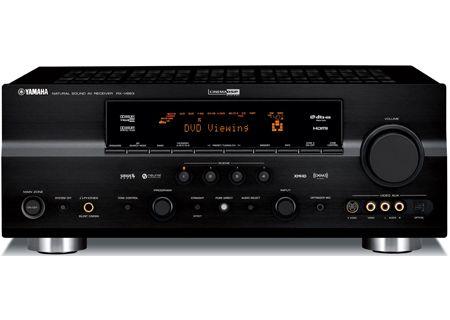 Yamaha - RXV663BL - Audio Receivers