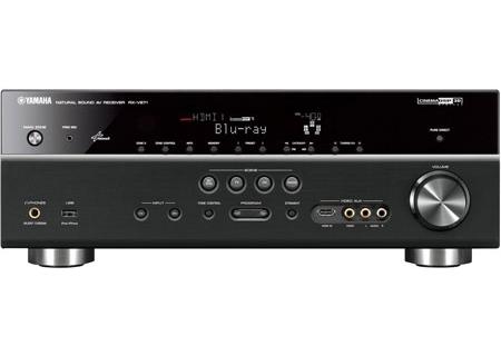 Yamaha - RX-V671 - Audio Receivers