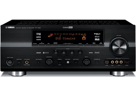 Yamaha - RXV863BL - Audio Receivers