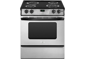 Whirlpool - RY160LXTS - Slide-In Electric Ranges