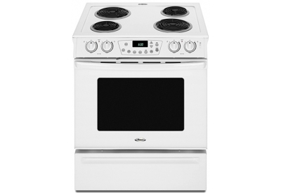 Whirlpool - RY160LXTQ - Slide-In Electric Ranges