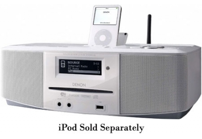 Denon - S-52W - iPod Docks
