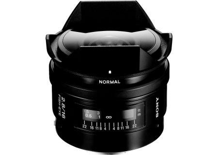 Sony - SAL-16F28 - Lenses