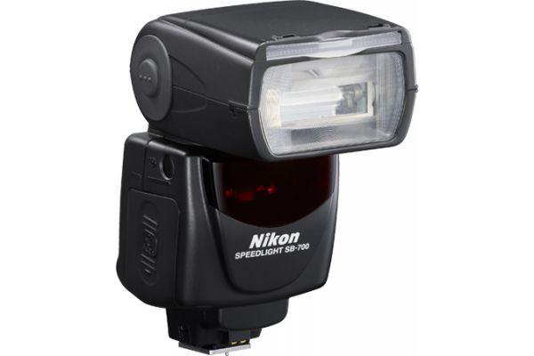 Large image of Nikon SB 700 Black AF Speedlight Flash - 4808 (SB700)