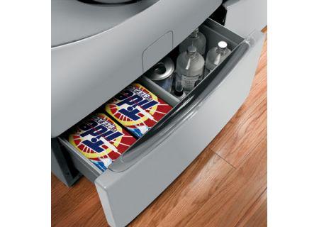GE - SBSD137HMS - Washer & Dryer Pedestals
