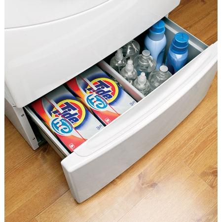Ge White Washer Or Dryer Pedestal Sbsd137hww Abt