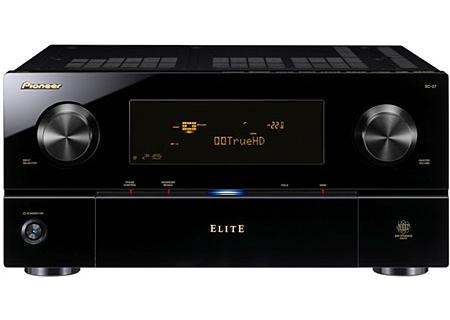 Pioneer - SC-27 - Audio Receivers