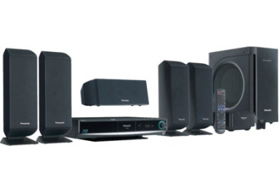 Panasonic - SCBT100 - Home Theater Systems