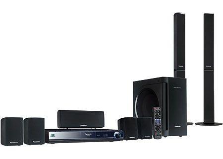 Panasonic - SC-BT300 - Home Theater Systems