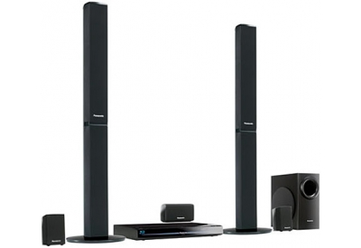 Panasonic - SC-BT330 - Home Theater Systems