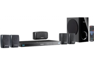 Panasonic - SC-BTT270 - Home Theater Systems